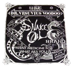 Snake oil dr. vesuvius