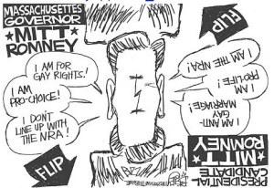 TPaw Beware:  Presidential primaries not kind to flippers.